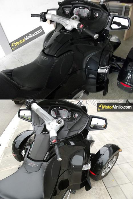 Spyder Antes y Después