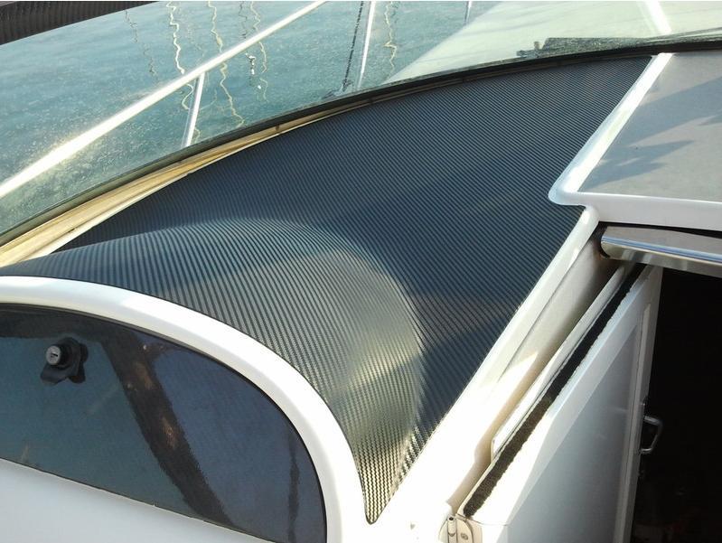 Barco Ayele pellicola Fibra carbonio