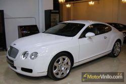 Bentley pellicola bianco lucida