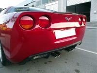 Alerón Corvette carbonio lucida 3M