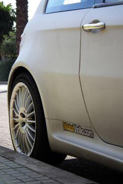 GTA Pellicola Carbonio Plateado Definido